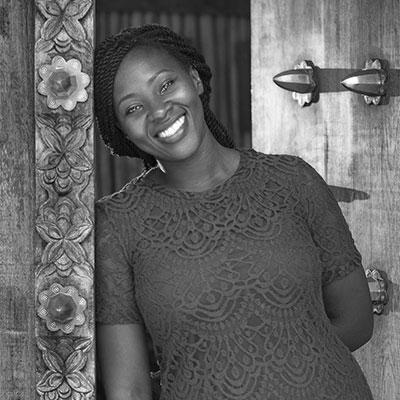 Mutinta Milunga, Spa Manager | Kenya