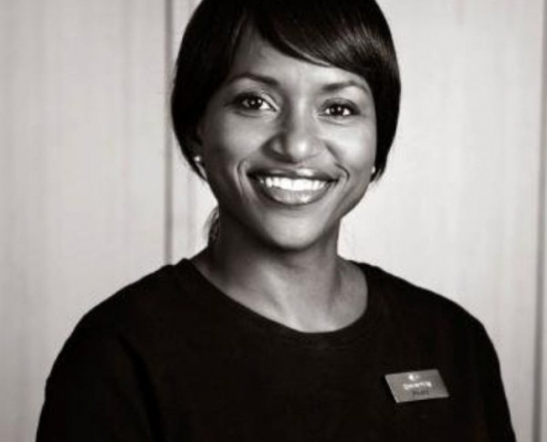 Pauline Mbondo Nairobi